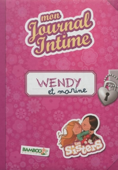 Couverture Les sisters : Mon journal intime