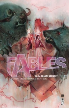 Couverture Fables, tome 16 : La grande alliance