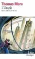 Couverture L'utopie Editions Folio  (Classique) 2012