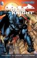 Couverture Batman : Le Chevalier Noir (Renaissance), tome 1 : Terreurs Nocturnes Editions DC Comics 2012