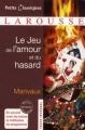Couverture Le jeu de l'amour et du hasard Editions Larousse (Petits classiques) 2011