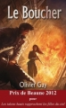 Couverture Les épées de glace, tome 1 : Le boucher / Le sang sur la lame Editions Midgard 2012