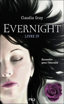 Couverture Evernight, tome 4
