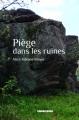 Couverture Piège dans les ruines Editions Kirographaires 2012