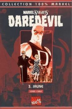 Couverture Daredevil, tome 03 : Jaune