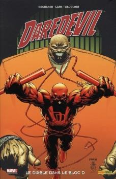 Couverture Daredevil, tome 14 : Le Diable dans le Bloc D