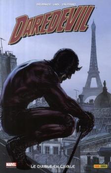 Couverture Daredevil, tome 15 : Le Diable en cavale
