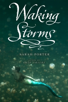 Couverture Lost Voices, book 2: Waking Storms