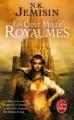 Couverture La trilogie de l'héritage, tome 1 : Les cent mille royaumes Editions Le Livre de Poche (Orbit) 2012