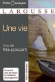 Couverture Une vie Editions Larousse (Petits classiques) 2008