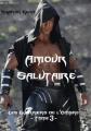 Couverture Les Guerriers de l'Ombre, tome 03 : Amour salutaire Editions Sharon Kena 2012