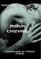 Couverture Les Guerriers de l'Ombre, tome 05 :  Amour Contesté Editions Sharon Kena 2012