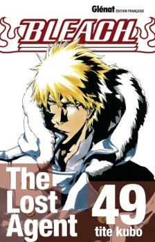 Couverture Bleach, tome 49 : The lost agent
