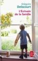Couverture L'écrivain de la famille Editions Le Livre de Poche 2012