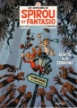 Couverture Spirou et Fantasio, tome 51 : Alerte aux Zorkons Editions Dupuis 2010