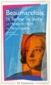 Couverture Le barbier de Séville, Le mariage de Figaro, La mère coupable Editions Flammarion (GF) 1995
