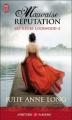 Couverture Les soeurs Lockwood, tome 2 : Mauvaise réputation Editions J'ai Lu (Pour elle - Aventures & passions) 2009