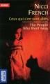 Couverture Ceux qui s'en sont allés Editions Pocket (Bilingue) 2011