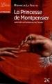 Couverture La princesse de Montpensier suivi de La comtesse de Tende Editions Librio (Littérature) 2012