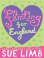 Couverture 15 ans : Welcome to England ! Editions Bloomsbury 2012