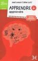 Couverture Apprendre à apprendre Editions Librio (Mémo) 2011