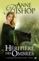 Couverture Les joyaux noirs, tome 2 : Héritière des ombres Editions Milady 2012