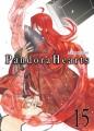Couverture Pandora Hearts, tome 15 Editions Ki-oon 2012