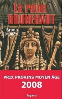 Couverture La reine Brunehaut