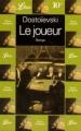 Couverture Le joueur Editions Librio 1997