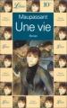 Couverture Une vie Editions Librio 1996
