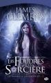 Couverture Les bannis et les proscrits, tome 2 : Les foudres de la sor'cière Editions Milady 2012