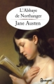 Couverture Northanger Abbey / L'abbaye de Northanger / Catherine Morland Editions Feedbooks 2008