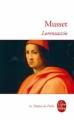 Couverture Lorenzaccio Editions Le Livre de Poche (Le Théâtre de Poche) 2012