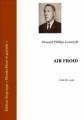 Couverture Air Froid Editions Ebooks libres et gratuits 2008