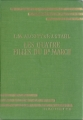 Couverture Les quatre filles du dr March / Les quatre filles du docteur March, abrégé Editions Hachette (Bibliothèque Verte) 1956