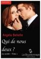 Couverture La société, tome 1 : Qui de nous deux ? Editions La Bourdonnaye (Carré Rose) 2012