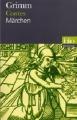 Couverture Contes  Editions Folio  (Bilingue) 1990