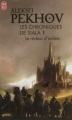 Couverture Les chroniques de Siala, tome 1 : Le rôdeur d'ombre Editions J'ai Lu 2012