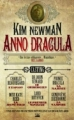 Couverture Anno Dracula, tome 1 Editions Bragelonne 2012