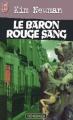 Couverture Anno Dracula, tome 2 : Le baron rouge sang Editions J'ai Lu (Ténèbres) 1998