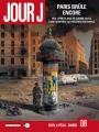 Couverture Jour J, tome 08 : Paris brûle encore Editions Delcourt (Néopolis) 2012