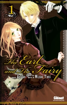Couverture The earl and the fairy, tome 1