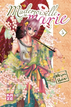 Couverture Mademoiselle se marie, tome 05