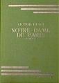 Couverture Notre-Dame de Paris, abrégé, tome 1 Editions Hachette (Bibliothèque Verte) 1951