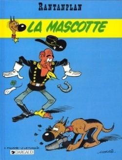 Couverture Rantanplan, tome 01 : La mascotte