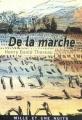Couverture Balades / De la marche / Marcher & une promenade en hiver / Marcher Editions Mille et une nuits (La petite collection) 2003