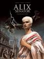 Couverture Alix Senator, tome 1 : Les aigles de sang Editions Casterman 2012