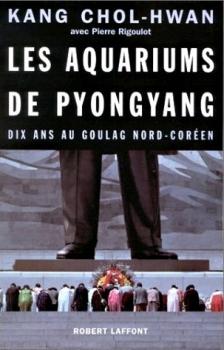 Couverture Les Aquariums de Pyongyang
