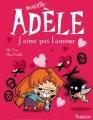 Couverture J'aime pas l'amour / J'aime pas l'amour ! Editions Tourbillon 2012