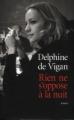 Couverture Rien ne s'oppose à la nuit Editions France Loisirs 2012